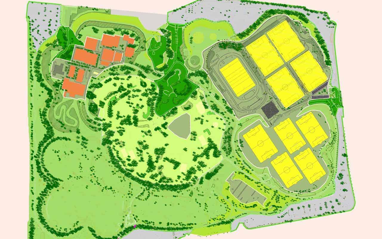 Plan de gestion du parc du Tremblay