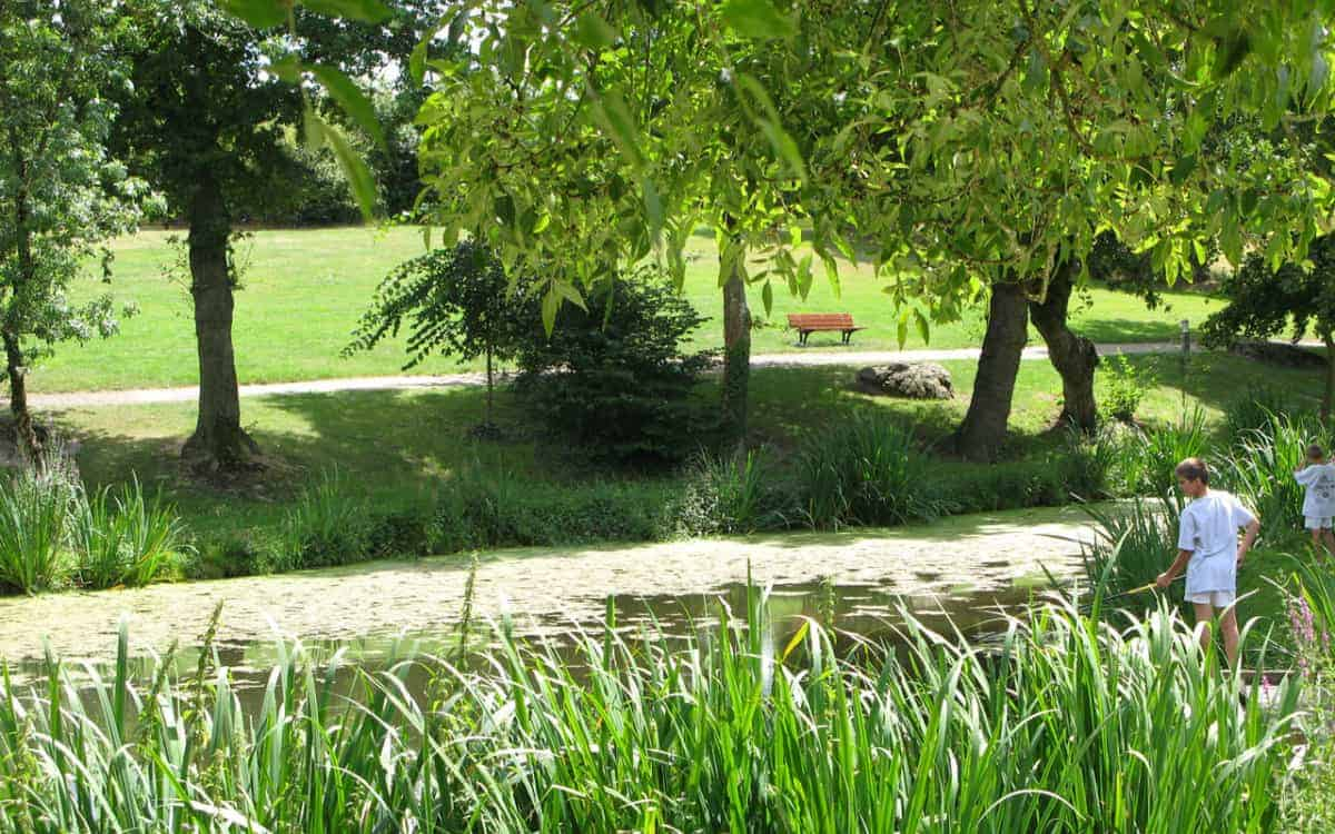 Parc : La Bernardière