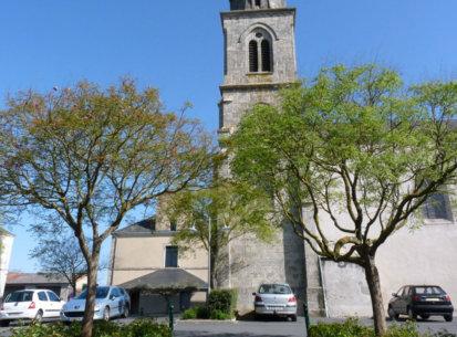 Place de l'Église de la Bernardière