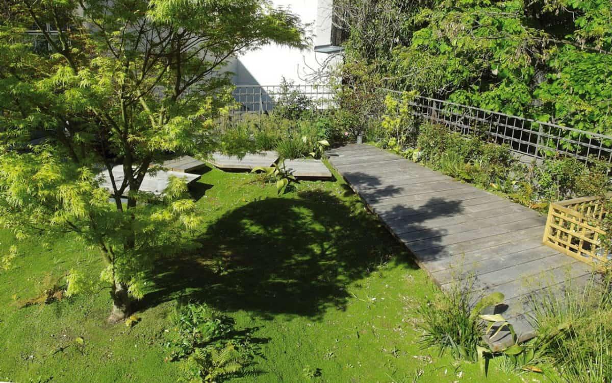 Jardin Japonais Paris Thierry Jourd Heuil Architecte Paysagiste