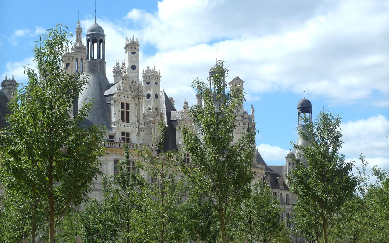 Chateau De Chambord Archives Page 2 Sur 3 Thierry Jourd Heuil