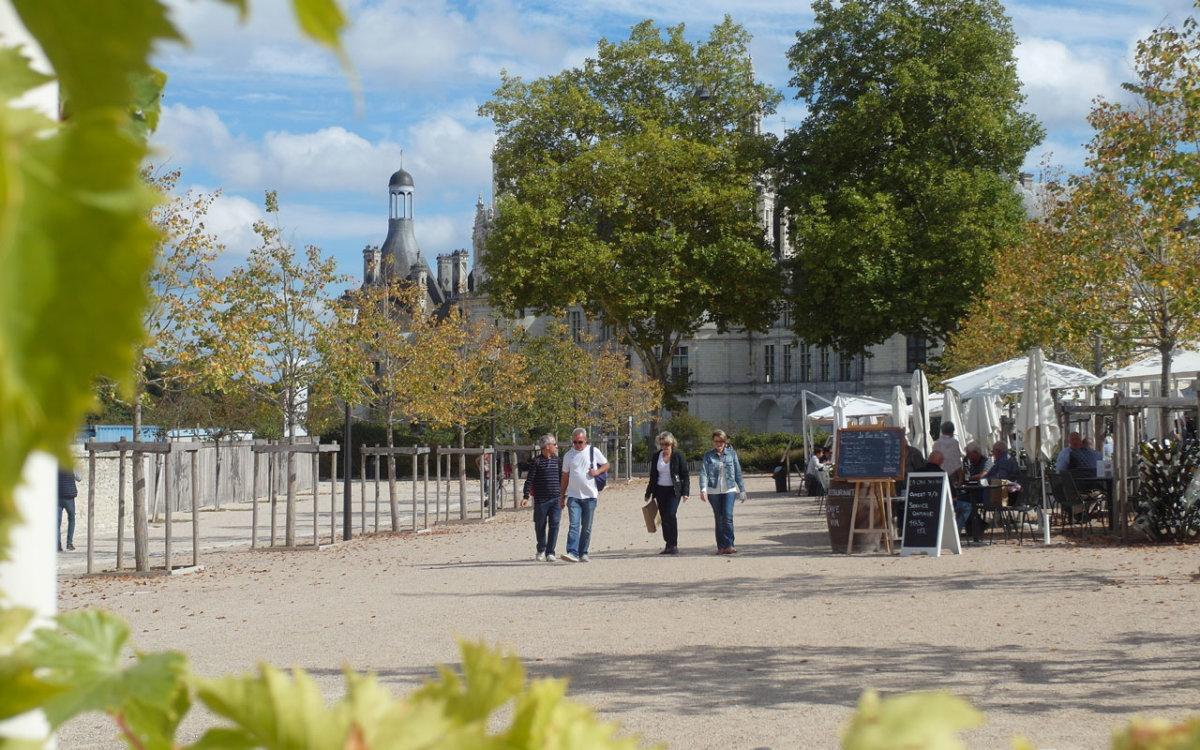 Place Saint-Louis cotés terrasse